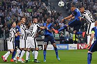 Layvin Kurzawa Monaco, Arturo Vidal Juventus <br /> Torino 14-04-2015 Juventus Stadium Football Uefa Champions League 2014/2015 Juventus - Monaco  . Foto Andrea Staccioli / Insidefoto