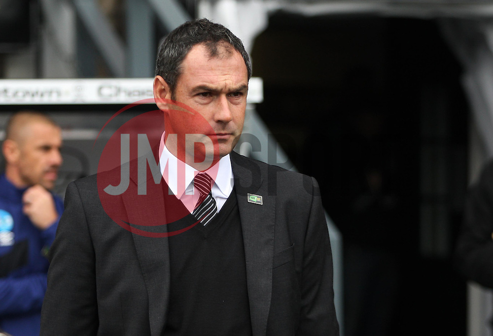 Derby County Manager Paul Clement - Mandatory byline: Jack Phillips / JMP - 07966386802 - 18/10/2015 - FOOTBALL - The iPro Stadium - Derby, Derbyshire - Derby County v Wolverhampton Wanderers - Sky Bet Championship