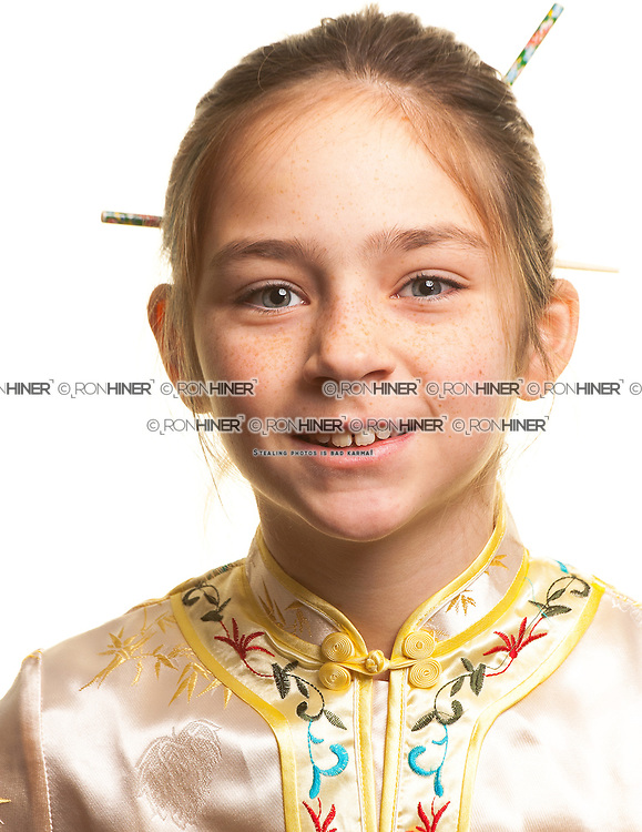 Caroline Coffey<br /> Kings Highway School Chorus 2014 Production Headshot