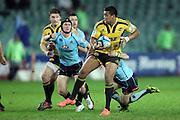 Alapati Leiua. Waratahs v Hurricanes. 2012 Super Rugby round 15 match. Allianz Stadium, Sydney Australia on Saturday 2 June 2012. Photo: Clay Cross / photosport.co.nz