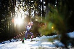 Federica Sanfilippo (ITA) during Women 12.5 km Mass Start at day 4 of IBU Biathlon World Cup 2015/16 Pokljuka, on December 20, 2015 in Rudno polje, Pokljuka, Slovenia. Photo by Ziga Zupan / Sportida