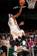2009 Miami Hurricanes Women's Basketball vs Norfolk State