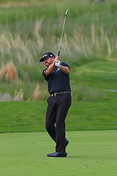 May 19, 2019 - Farmingdale, NY, U.S. - FARMINGDALE, NY - MAY 19:  Jimmy Walker of the United States on the 18th hole during the final round of the 2019 PGA Championship at the Bethpage Black course with a score of 8 under par on May 19, 2019 in Farmingdale, New York.(Photo by Rich Graessle/Icon Sportswire) (Credit Image: © Rich Graessle/Icon SMI via ZUMA Press)