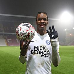 Bradford City v Peterborough United