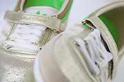 Adidas Sleek Series 3/4 shoe photographed for Amazon eCommerce