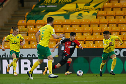Ryan Giles of Coventry City- Mandatory by-line: Phil Chaplin/JMP - 28/11/2020 - FOOTBALL - Carrow Road - Norwich, England - Norwich City v Coventry City - Sky Bet Championship