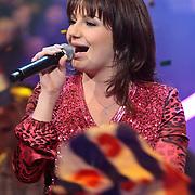 NLD/Baarn/20100107 - Nationaal Songfestival 2010, winnares Sieneke Peeters