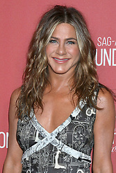 November 7, 2019, Beverly Hills, CA, USA: LOS ANGELES - NOV 7:  Jennifer Aniston at the 4th Annual Patron of the Artists Awards, at Wallis Annenberg Center for the Performing Arts on November 7, 2019 in Beverly Hills, CA  (Credit Image: © Kathy Hutchins via ZUMA Wire)