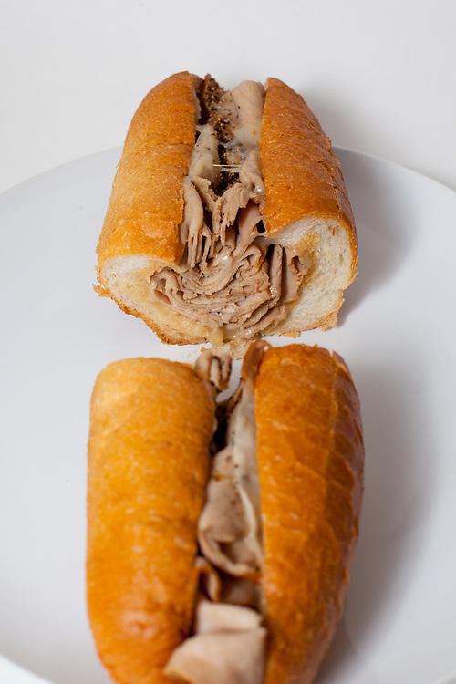 Roast Pork Sandwich from Dan's Meats ($7.95)