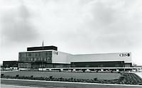 1968 CBS Television City on Beverly Blvd.
