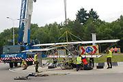 Soesterberg is een kunstwerk rijker. Op de rotonde in de Amersfoortsestraat (N237) hebben militairen van luchtmacht en landmacht samen met de bouwers, leerlingen van het ROC Utrecht, een replica geplaatst van de Brik. Dit was het eerste toestel dat honderd jaar geleden op de Soesterbergse vlieghei de lucht inging en het eerste toestel van de Luchtvaartafdeling, de voorloper van de dit jaar 60-jarige Koninklijke Luchtmacht. Soesterberg is dit jaar honderd jaar vliegdorp. Ter herinnering daaraan is een roestvrijstalen exemplaar van de Brik op ware grootte op een zuil geplaatst.