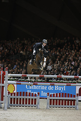 Ehning Markus (GER) - Plot Blue<br /> Final Top 10<br /> CSI Brussels 2008<br /> Photo © Hippo Foto