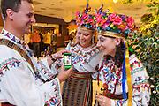 Vesna, A Celebration of Spring. Vesna Festival is one of Canada's largest and longest running Ukrainian cultural festivals. Dancers.