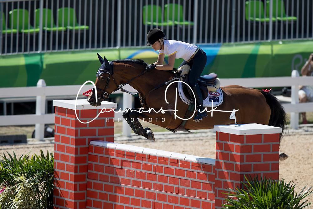 Alexander Edwina, AUS, Lintea Tequila<br /> Olympic Games Rio 2016<br /> © Hippo Foto - Dirk Caremans<br /> 13/08/16