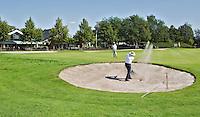 MOLENSCHOT - Geel 9, Golfclub Princenbosch. Copyright Koen Suyk