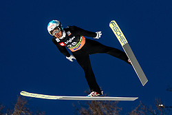 Jarkko Maatta (FIN) during the Trial Round of the Ski Flying Hill Individual Competition at Day 1 of FIS Ski Jumping World Cup Final 2019, on March 21, 2019 in Planica, Slovenia. Photo by Matic Ritonja / Sportida