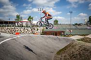2021 UCI BMXSX World Cup 1&2<br /> Verona (Italy) - Friday Practice<br /> ^me#313 KIMMANN, Niek (NED, ME) Dutch National Team
