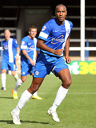 Peterborough United's Tyrone Barnett - Photo mandatory by-line: Joe Dent/JMP - Tel: Mobile: 07966 386802 03/08/2013 - SPORT - FOOTBALL -  London Road Stadium - Peterborough -  Peterborough United v Swindon Town - Sky Bet One