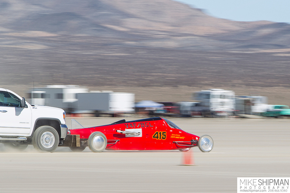Disturbin Da Peace, 415, eng V4F, body BGL, driver Greg Martinez, 152.636, record 155.783