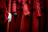 2016, Holy Week in Malaga, Andalucía, South of Spain.