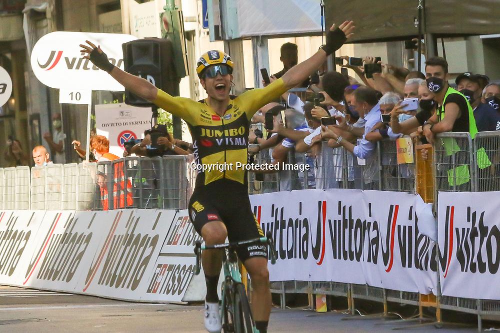 08-08-2020: Wielrennen: Milaan-San Remo: San Remo