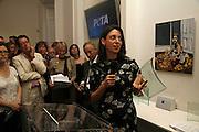 Mary McCArtney . PETA's Humanitarian Awards, Stella McCartney, Bruton Street, London, W1. 28 June 2006. ONE TIME USE ONLY - DO NOT ARCHIVE  © Copyright Photograph by Dafydd Jones 66 Stockwell Park Rd. London SW9 0DA Tel 020 7733 0108 www.dafjones.com