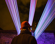 Katarzyna Malejka & Joachim Slugocki -Horizontal interference during Lght festival in Ghent, 28.01.2015