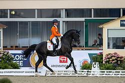 Cornelissen Adelinde, NED, Governor Str<br /> European Championship Dressage - Hagen 2021<br /> © Hippo Foto - Dirk Caremans<br /> 09/09/2021