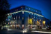 Hotel Radisson BLU in Krakow, Poland