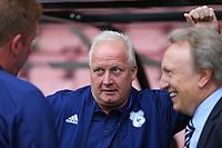 Football - 2018 / 2019 Premier League - AFC Bournemouth vs. Cardiff City<br /> <br /> Cardiff's assistant manager Kevin Blackwell at the Vitality Stadium (Dean Court) Bournemouth <br /> <br /> COLORSPORT/SHAUN BOGGUST