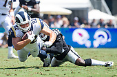 Aug 18, 2018-NFL-Oakland Raiders at Los Angeles Rams