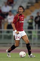 Roma 29/8/2004 Amichevole di presentazione AS Roma. Friendly match Roma - Iran 5-3. Marco Delvecchio Roma<br /> <br /> Foto Andrea Staccioli Graffiti
