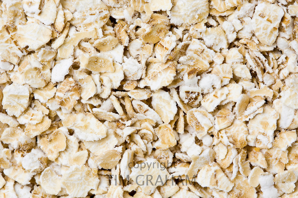 Porridge rolled oats, London, England, United Kingdom