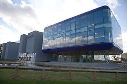 Experian; a new modern design building in the city of Nottingham,