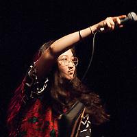 Sachi Ezura as Weird Al - Schtick or Treat 2012 - November 4, 2012 - Littlefield