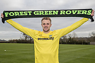 Forest Green Rovers Transfer News 140119