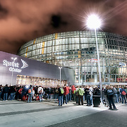 The Line at Sprint Center arena