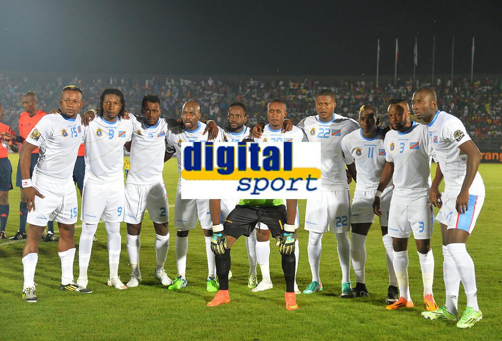 equipe team RD Congo