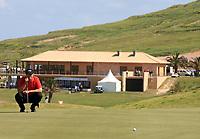 20090322: PORTO SANTO, MADEIRA ISLAND, PORTUGAL Ð PGA European Tour: Madeira Islands Golf Open BPI Ð Day 4. In picture: Joakim HAEGGMAN (SWE) . <br />PHOTO: Octavio Passos/CITYFILES
