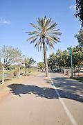 Israel, Tel Aviv, Ganei Yehoshua park.
