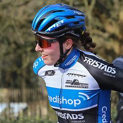 Waaslandcross <br />Manon Bakker