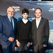 NLD/Zaandam/20190128- première musical Op Hoop van Zegen, Dick Bakker