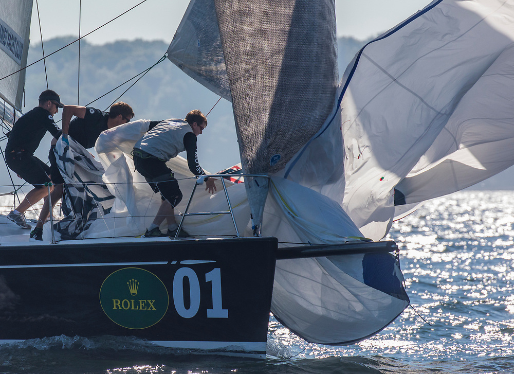 1Royal Thames Yacht ClubMutinyDark BlueJohn GreenlandIan Dobson<br /> <br /> 2017 ROLEX NYYC INVITATIONAL CUP