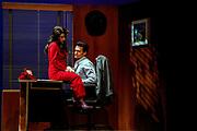 New York City Opera production of Brokeback Mountain<br /> <br /> Music Charles Wuorinen<br /> U.S. Premiere <br /> <br /> Daniel Okulitch Ennis del Mar<br /> Glenn Seven Allen Jack Twist<br /> Heather Buck Alma Beers<br /> Hilary Ginther Lureen<br /> <br /> Conductor Kazem Abdullah<br /> Director Jacopo Spirei<br /> Scenery and Costumes Eva Musil<br /> Lighting Design Susan Roth Hayes<br /> Hair & Makeup Design Georgianna Eberhard Brokeback Mountain