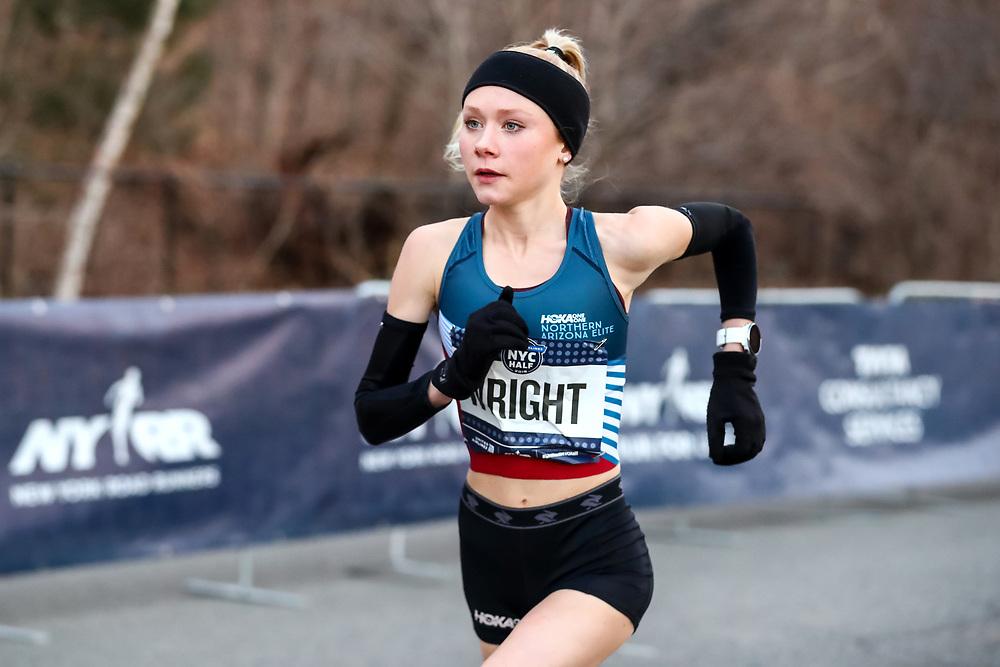 NAZ Elite, HOKA<br /> NYRR NYC Half Marathon