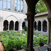 The Cloisters - MET, NY