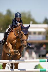 Denutte Jules, BEL, G-Star Du Cartier<br /> Belgisch Kampioenschap Jeugd Azelhof - Lier 2020<br /> <br /> © Hippo Foto - Dirk Caremans<br /> 30/07/2020