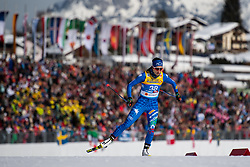 February 21, 2019 - Seefeld In Tirol, AUSTRIA - 190221 Ilaria Debertolis of Italy competes in women's cross-country skiing sprint qualification during the FIS Nordic World Ski Championships on February 21, 2019 in Seefeld in Tirol..Photo: Joel Marklund / BILDBYRN / kod JM / 87879 (Credit Image: © Joel Marklund/Bildbyran via ZUMA Press)
