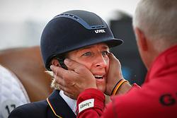 Klimke Ingrid (GER)  <br /> Dressage day 1<br /> HSBC FEI European Championships Eventing - Malmö 2013<br /> © Dirk Caremans