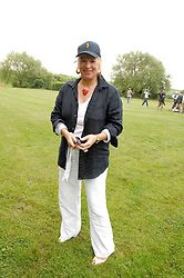 CAROL THATCHER at a charity shoot in aid of the charity Save The Rhino held at the West London Shooting School, Northolt, Middlesex on 30th May 2008.<br /><br />NON EXCLUSIVE - WORLD RIGHTS
